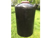 LARGE WATER BUTT / BARREL CONTAINER IDEAL FOR GARDEN ALLOTMENT ANIMALS