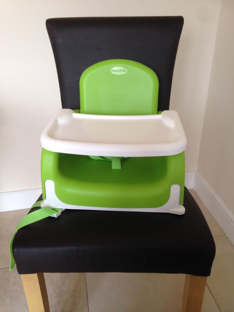 Munchkin Feeding Booster Seat Alternative To High Chair