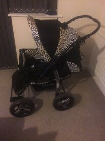 Immaculate Pram/Pushchair inc. all the accessories
