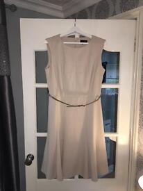 Size 14 Cream Dress £10