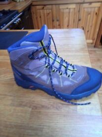 Salomon Goretex Hiking Boots, size 11