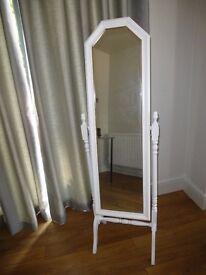 Self Standing Full Length Mirror