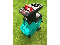 Bosch AXT 25 D Quiet Electric Garden Shredder