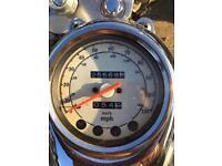 Dragstar 650cc Trike