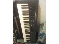 Yamaha dx27 stage piano-synth