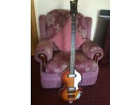 Hofner Ignition Beatles Bass