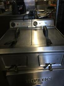Falcon electric fryer