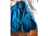Xxl stone island jacket