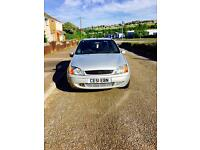 Silver Ford Fiesta 2001 For Sale (new/good spare and repair)