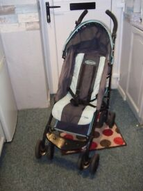 Graco mojo buggy with raincover