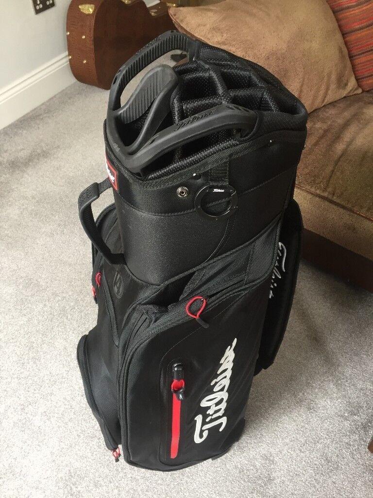 Leist Lightweight Club 14 Golf Cart Bag 2018