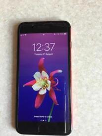 iPhone 7 Plus 32gb unlocked black new condition