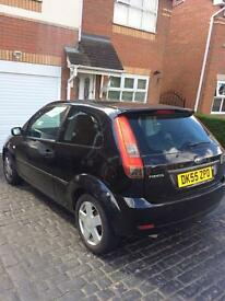 Ford Fiesta - Black - 2005