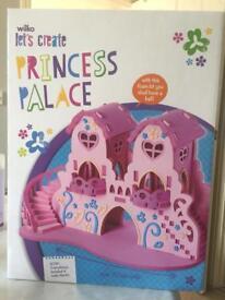 Let's create Princess Palace