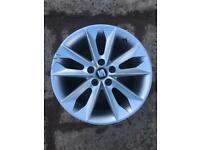 Seat Ibiza Alloy wheel
