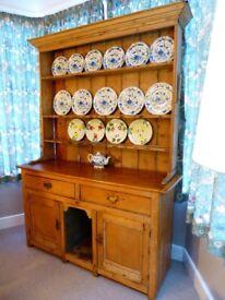 Classic Stripped Pine Dresser