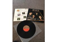 Queen greatest hits LP vinyl record