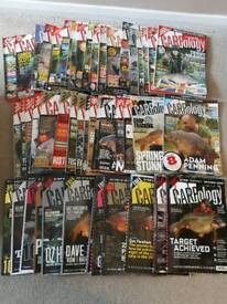 Carpology Magazine x 49 Issues from Dec 2004 to July 2017
