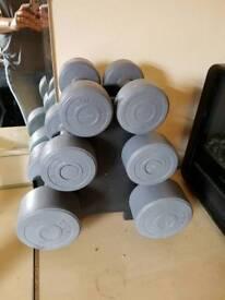 Starter weights