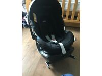 Mamas and papas cybex group 0 car seat with isofix