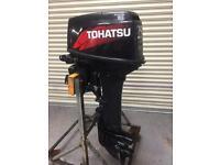 Tohatsu 25 25hp outboard 30 30hp mariner Yamaha
