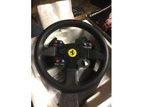 Thrustmaster Ferrari GTE Wheel Add-On Ferrari 458 Challenge Edition (PC DVD) - ALMOST NEW
