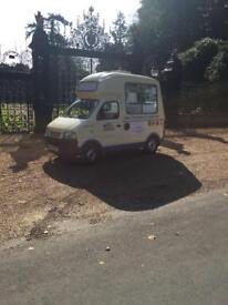 Ice cream van hard scoop Suzuki Carry
