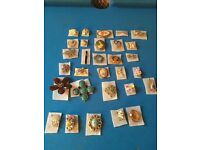 Selection of 30 vintage BROOCHES