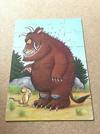 The Gruffalo 24 piece floor puzzle / jigsaw