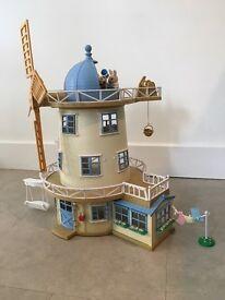 Sylvanian home windmill