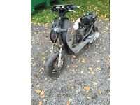 Yamaha Neos 70cc scooter