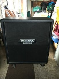 Messa Boogie Slanted 4 x 12 Speaker Bargain
