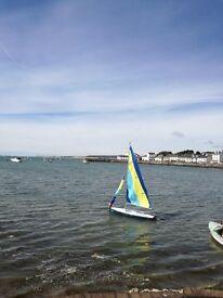 Laser 2 Fun Sailing Dinghy