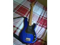 Westfield Precision bass guitar (relisted due to timewasters. Must go)