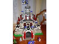 Lego 8781 Castle of Morcia (2004) Rare!!!