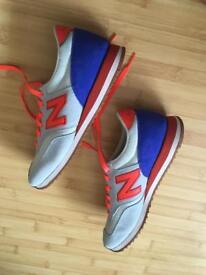 New Balance UK size 6 trainers