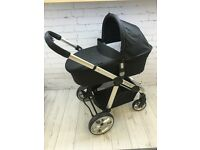ICANDY APPLE 2 PEAR PRAM PUSHCHAIR - LUNA FLAVOUR PACK I CANDY
