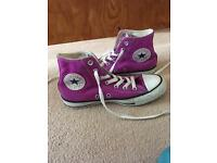Chuck Taylor converse all star size 5 women's shoes