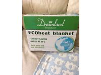 Dreamland Double Electric Blanket