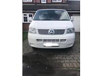 VW Transporter SWB 2008