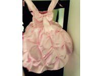 Hand made 3-6 months princess dress
