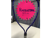 Racquetball Racquet / Squash racket -GRAYS INTERNATIONAL new with cover