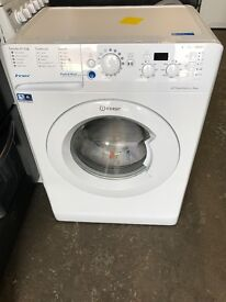 New Graded Indesit 7kg Washing Machine - White (INCLUDES FREE FITTING)