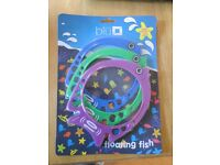 Floating Fish Swimming Aid