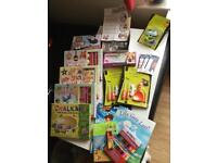 Kids Crafts, toys, Colouring books & reading..all for £8