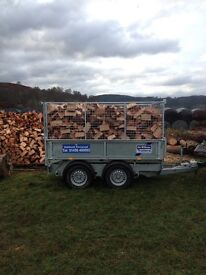 Softwood and Hardwood Firewood / Logs for sale