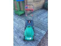 Qualcast Bosch Lawnmower Easi-Trak 320