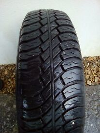 Michelin Classic Radial X tyre - 145/80 R13