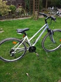 Decathlon full size mountain bike