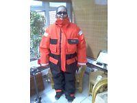 MUSTAD VIKING FLOTATION SUIT XL